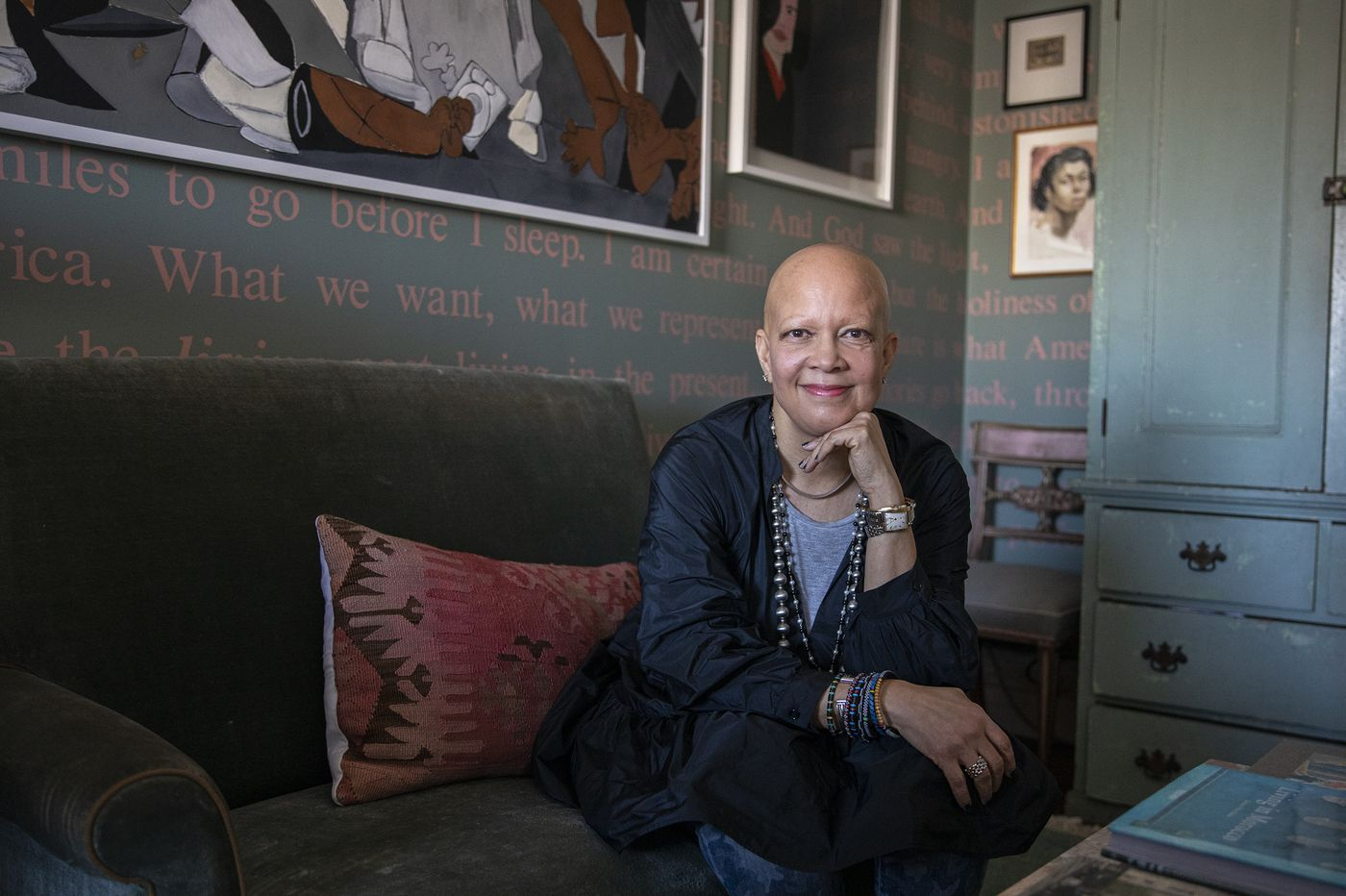 Celebrity interior designer Sheila Bridges on rediscovering Philly and finding beauty inside and out