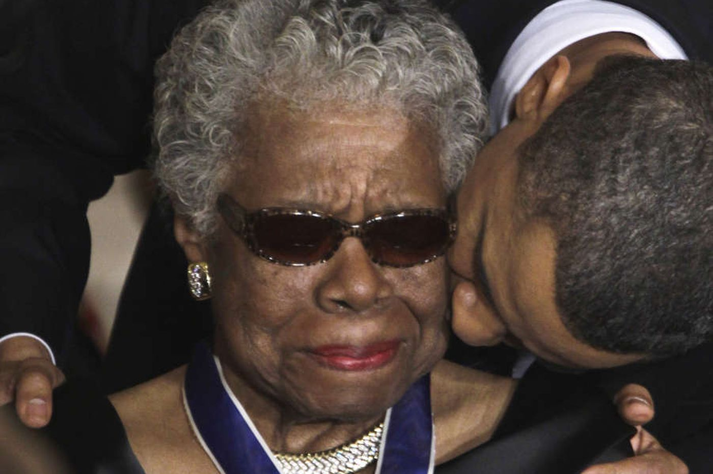 Courtesy titles old-fashioned? Not so fast, as reaction to an old Maya Angelou video reminds us | Jenice Armstrong