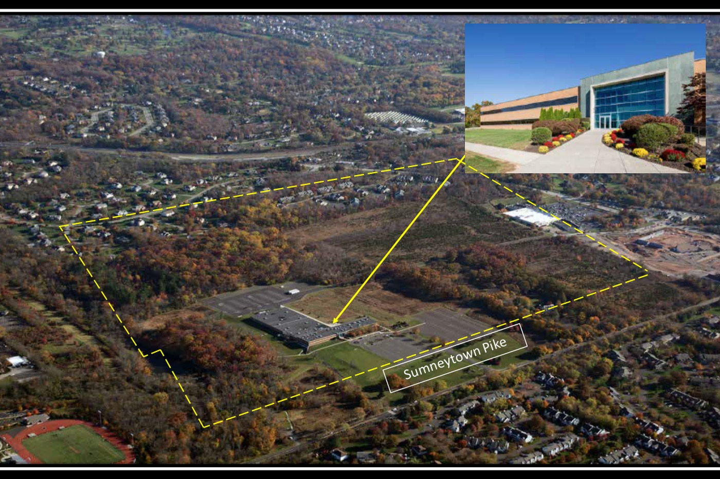 Gwynedd Mercy University buys Merck property, doubles size of campus