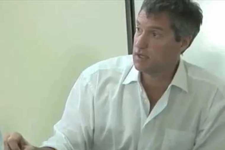 On subpoenaed outtakes from a documentary is Steven Donziger, a Harvard-trained lawyer who headed the Kohn team in Ecuador, which is seeking billions in damages from Chevron.
