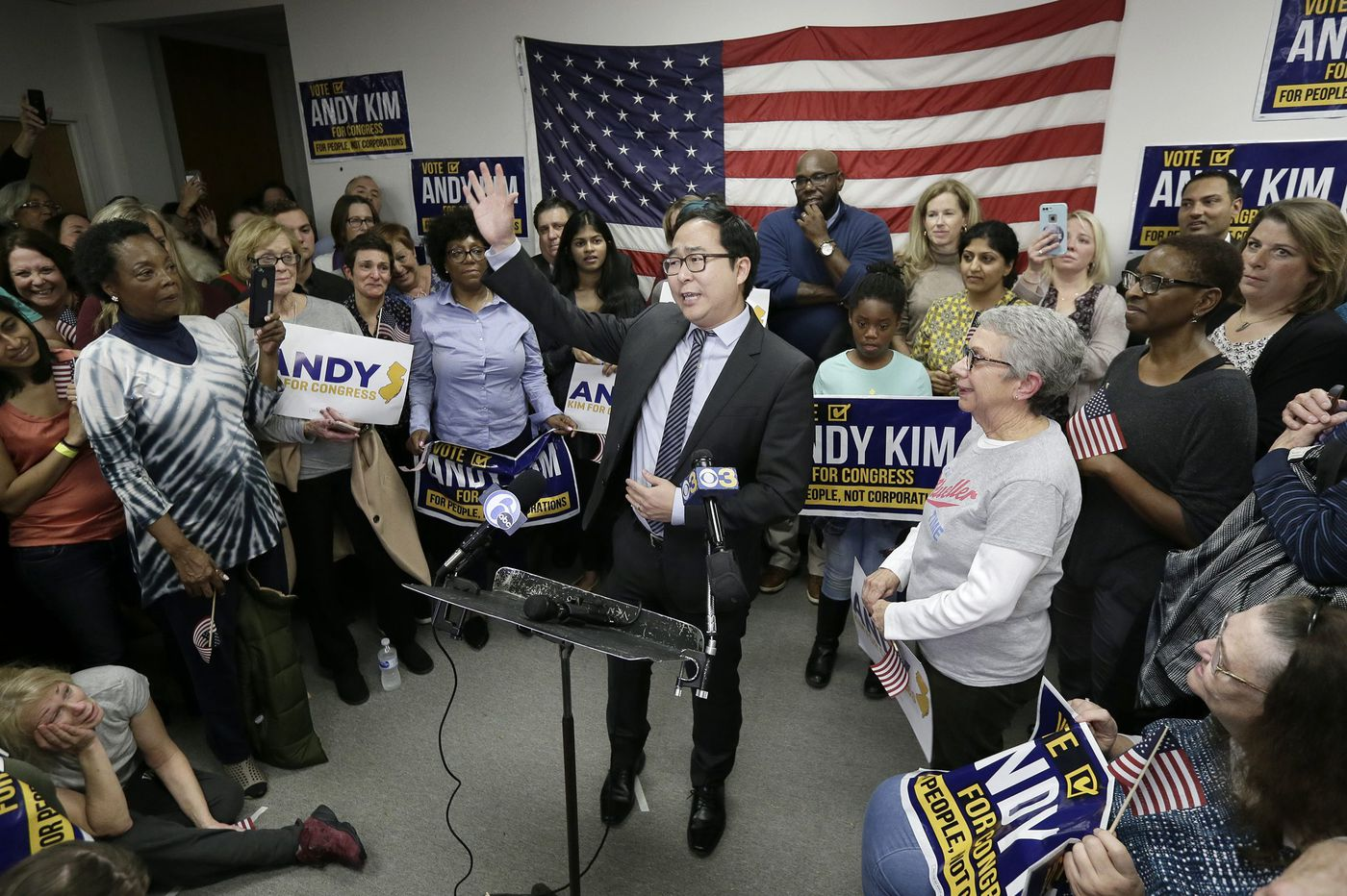 Rep. Tom MacArthur concedes to Andy Kim as N.J. race is called