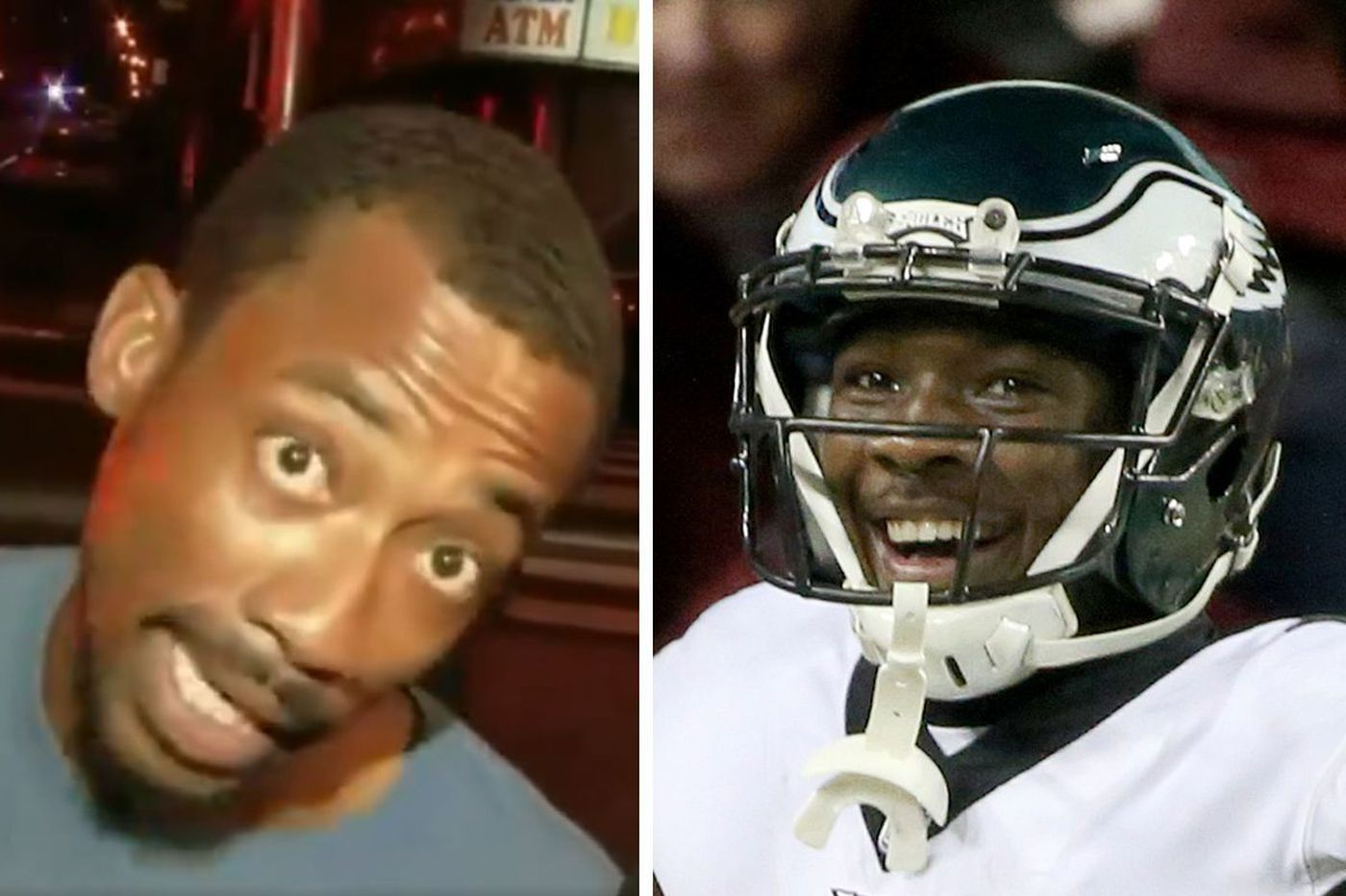 'Free Wawa for Agholor': Eagles receiver's classy response to Philly fire witness draws praise