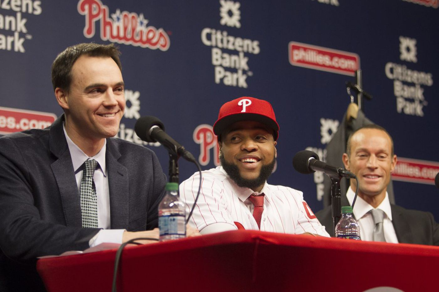 After landing Carlos Santana, Phillies turn attention to starting pitching