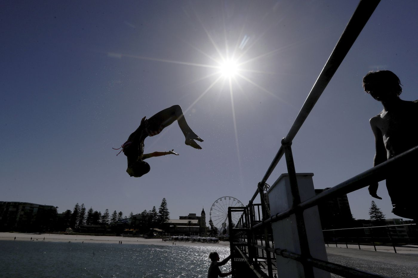 January was officially Australia's hottest month on record
