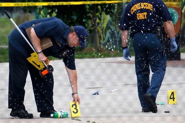 Inquirer Editorial: What's more important than where to sit in Rittenhouse Square? Surviving gun violence