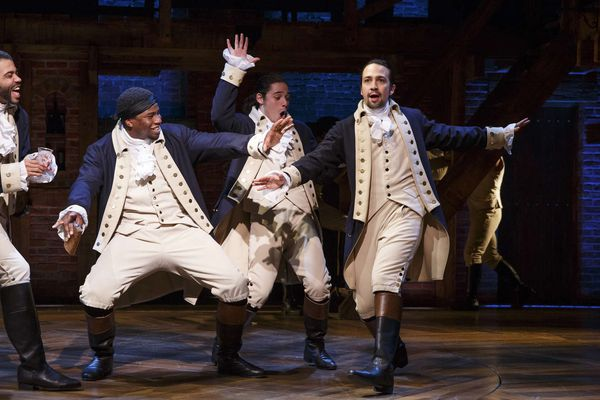How 'Hamilton's America' could make us feel better about the America we're living in