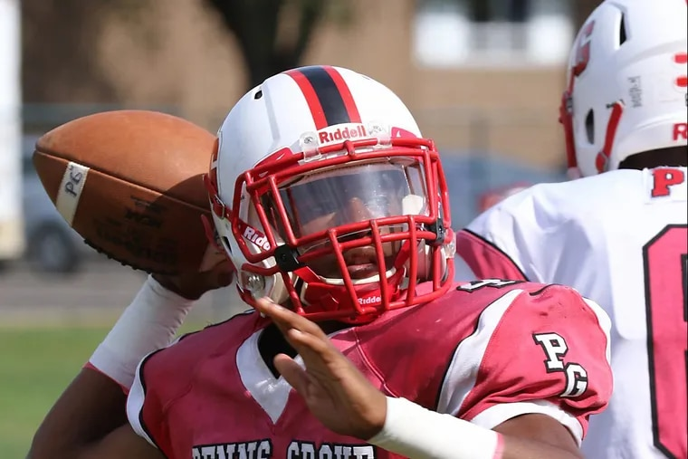Penns Grove sophomore Kavon Lewis leads South Jersey with 27 touchdown passes.