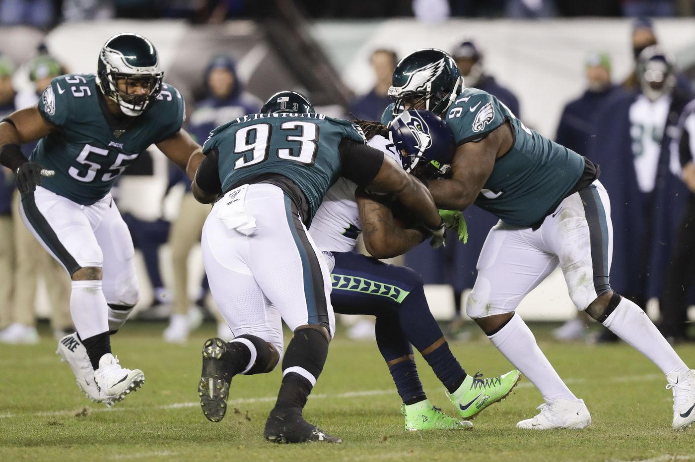 Eagles positional preview: Defensive tackles