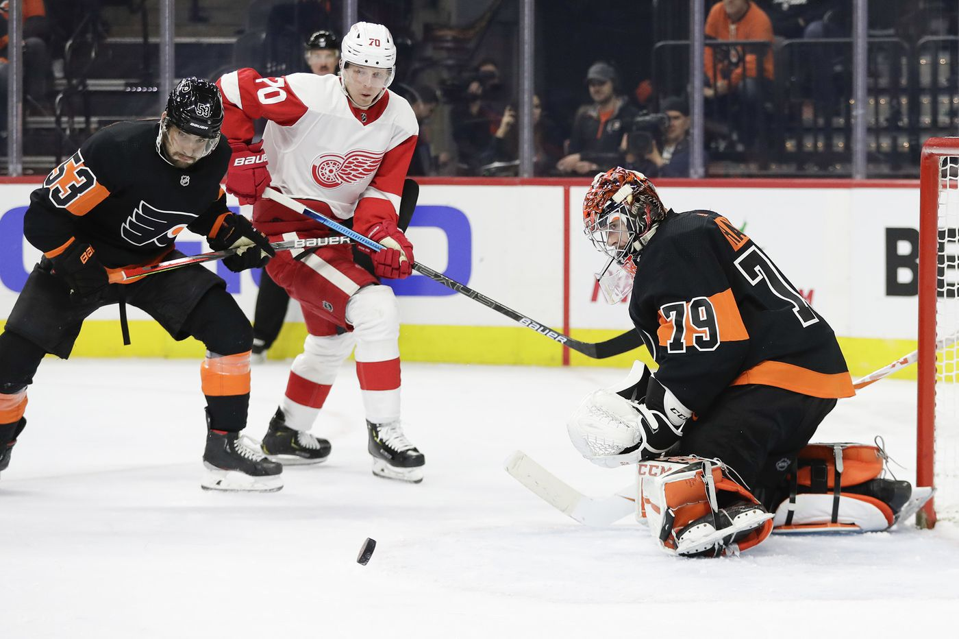 Ghost's future, Carter Hart's road woes, and other Flyers issues | On the Fly