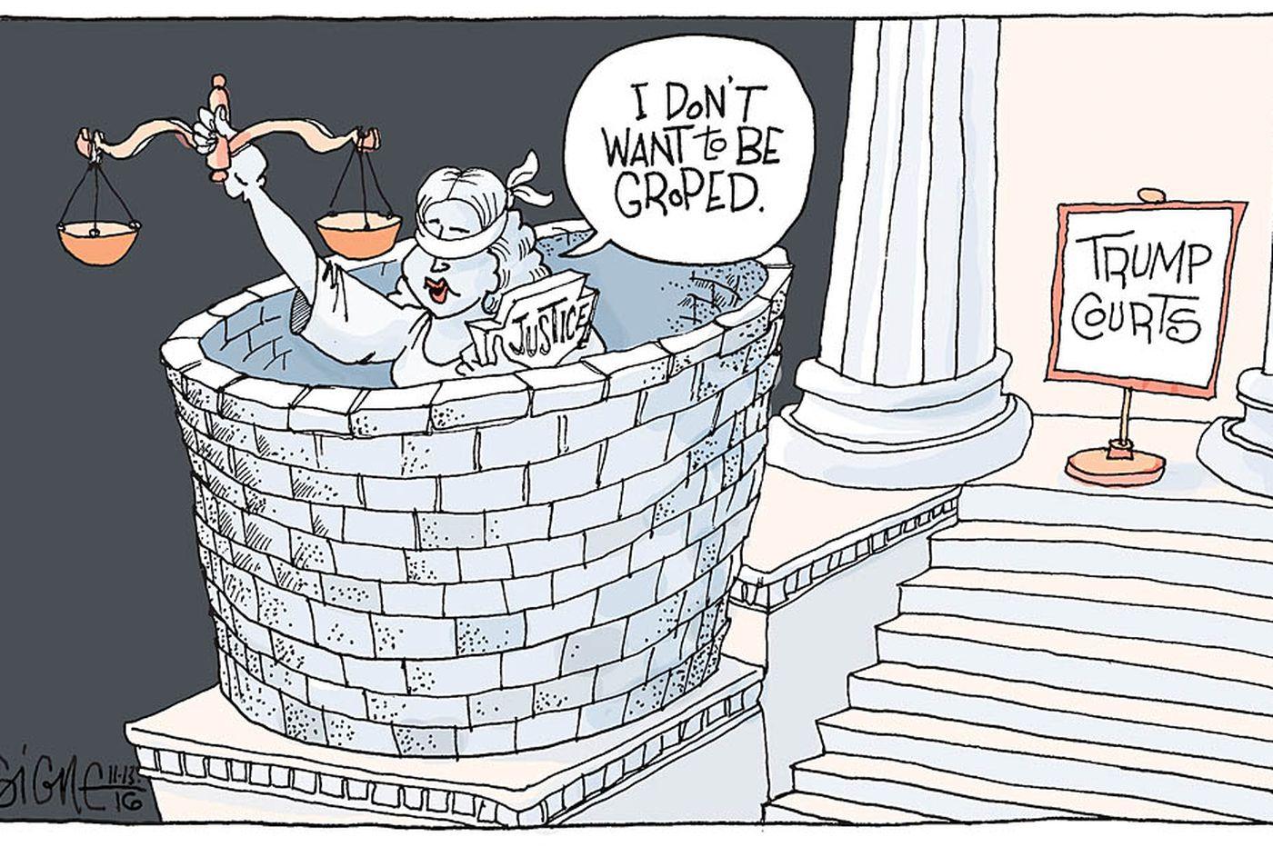 Daily Signe Cartoon 11/13/16