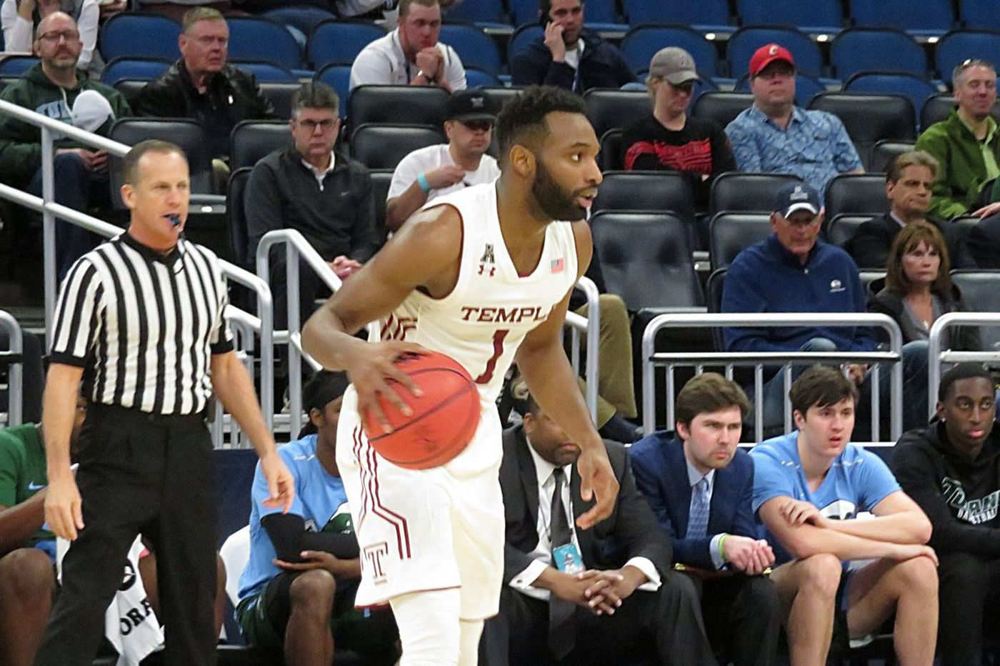Temple's Josh Brown happy to tie a school record and extend his career