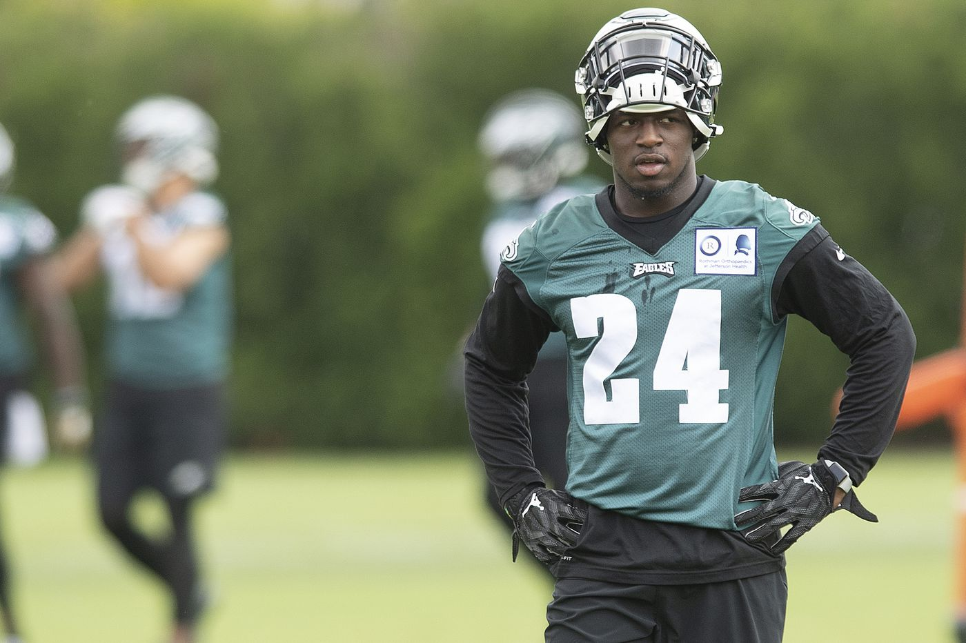 Jordan Howard catching on in Philadelphia, expects to be used differently than in Chicago