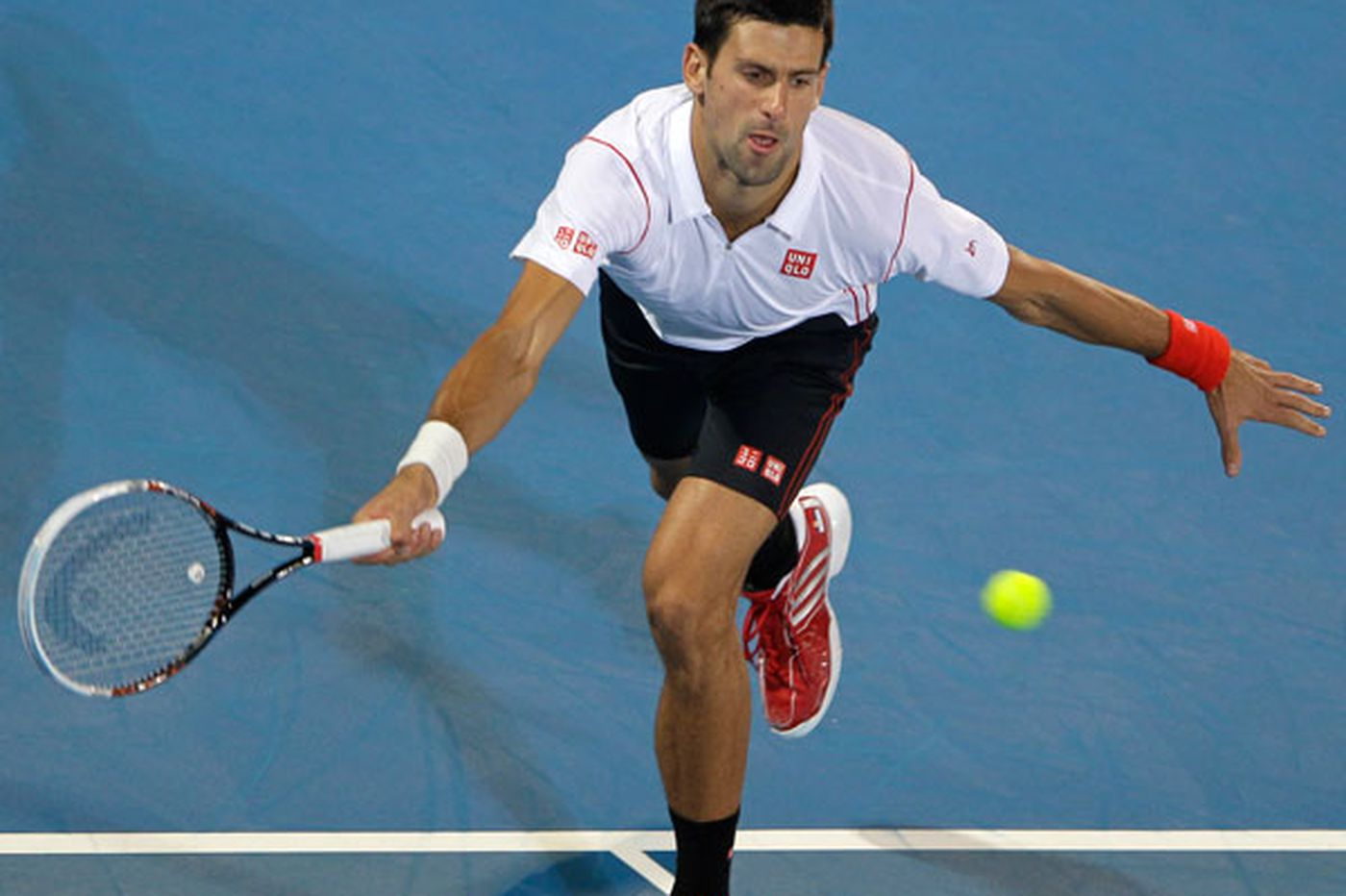 Sports in Brief: Djokovic, Ferrer gain final in the Emirates