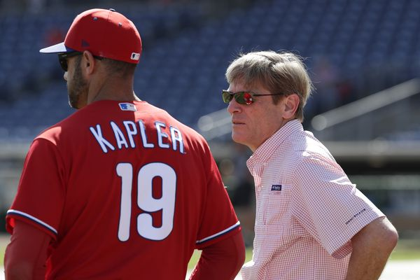 Gabe Kapler wasn't people's choice to lead Phillies, so owner John Middleton must not allow public opinion to decide manager's future | Scott Lauber