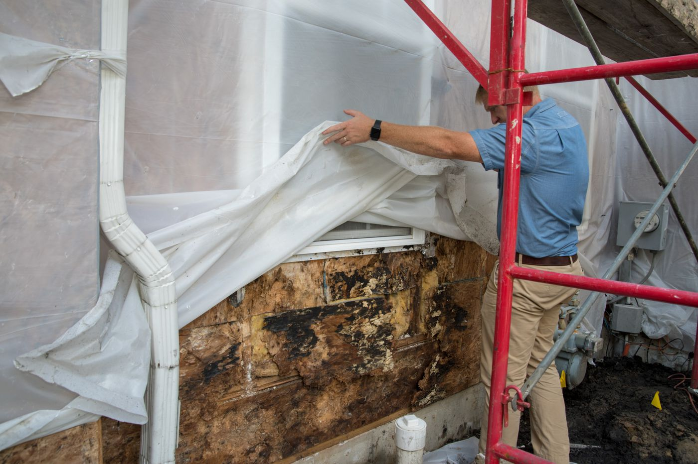 L&I seeks to add inspections to new homes after water damage complaints across Philadelphia