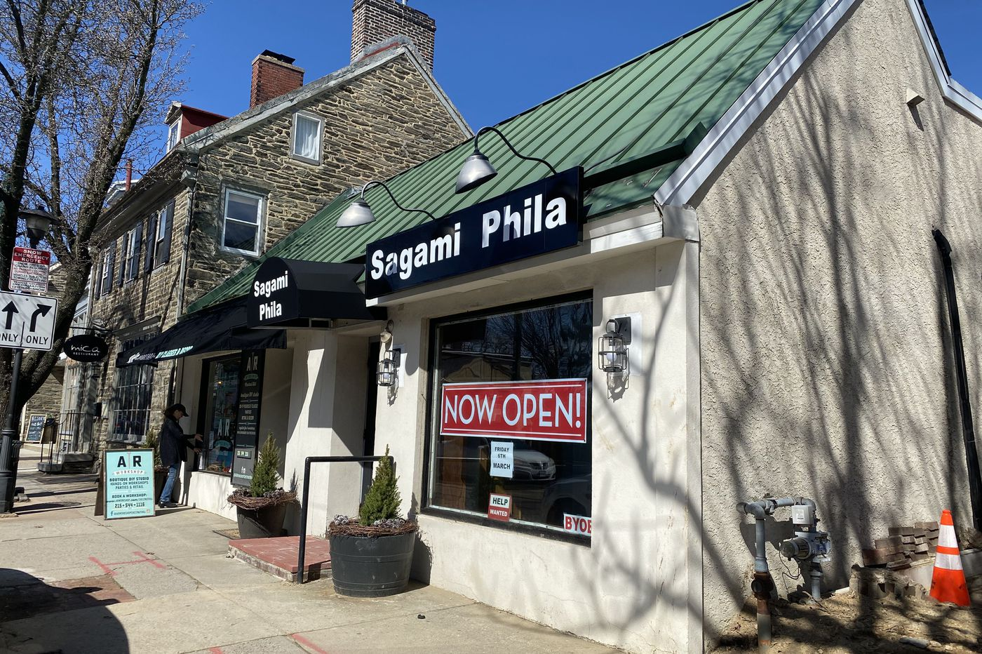 New Sagami Phila restaurant in Chestnut Hill appears to have links to Osaka, which was in legal hot water
