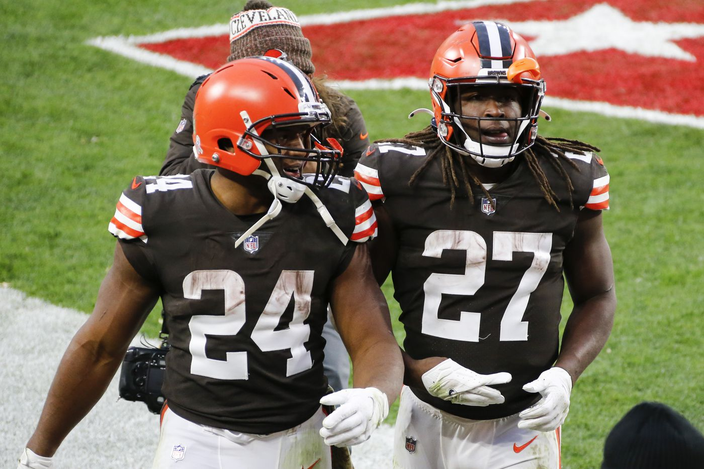 Does the Eagles defense have what it takes to shut down the Browns' two-headed running back monster?