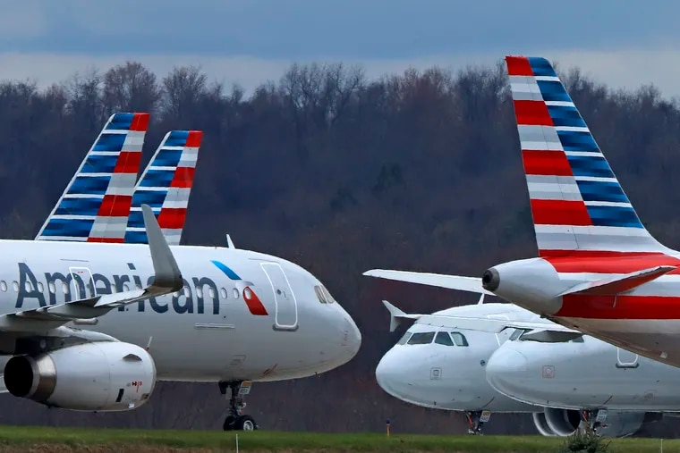 American Airlines said it will be no longer attempt social distancing but will start booking flights to full capacity next week.
