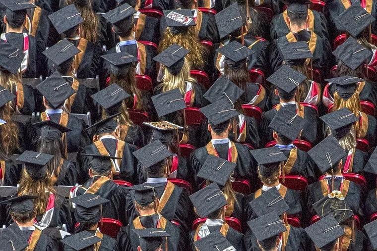 The ranks of college graduates could continue shrinking in coming years if national birthrates keep declining.