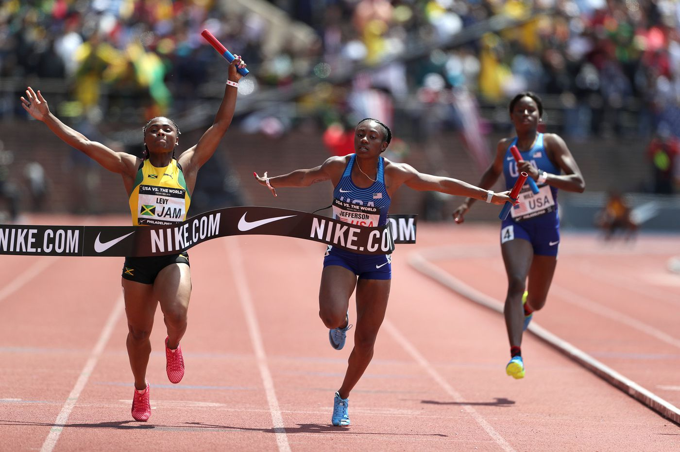 USA vs. the World: A Penn Relays fan favorite celebrates 20 years this week