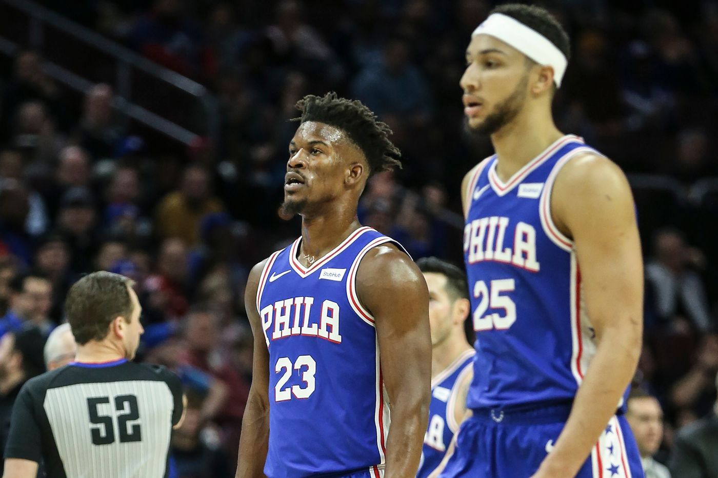 How do you balance Jimmy Butler and Ben Simmons? For the Sixers, it is a crucial question | David Murphy