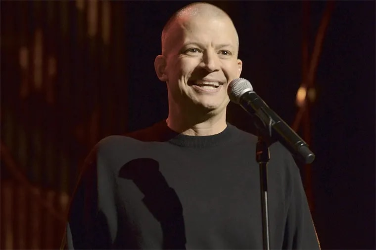 """Jim Norton, who comes to Philadelphia on Nov. 30 as part of his 'Kneeling Room Only Tour,' says Louis C.K. """"was right to apologize"""" following a New York Times article detailing past sexual misdonduct. Norton, however, is unsure whether he will work with C.K. in the future."""