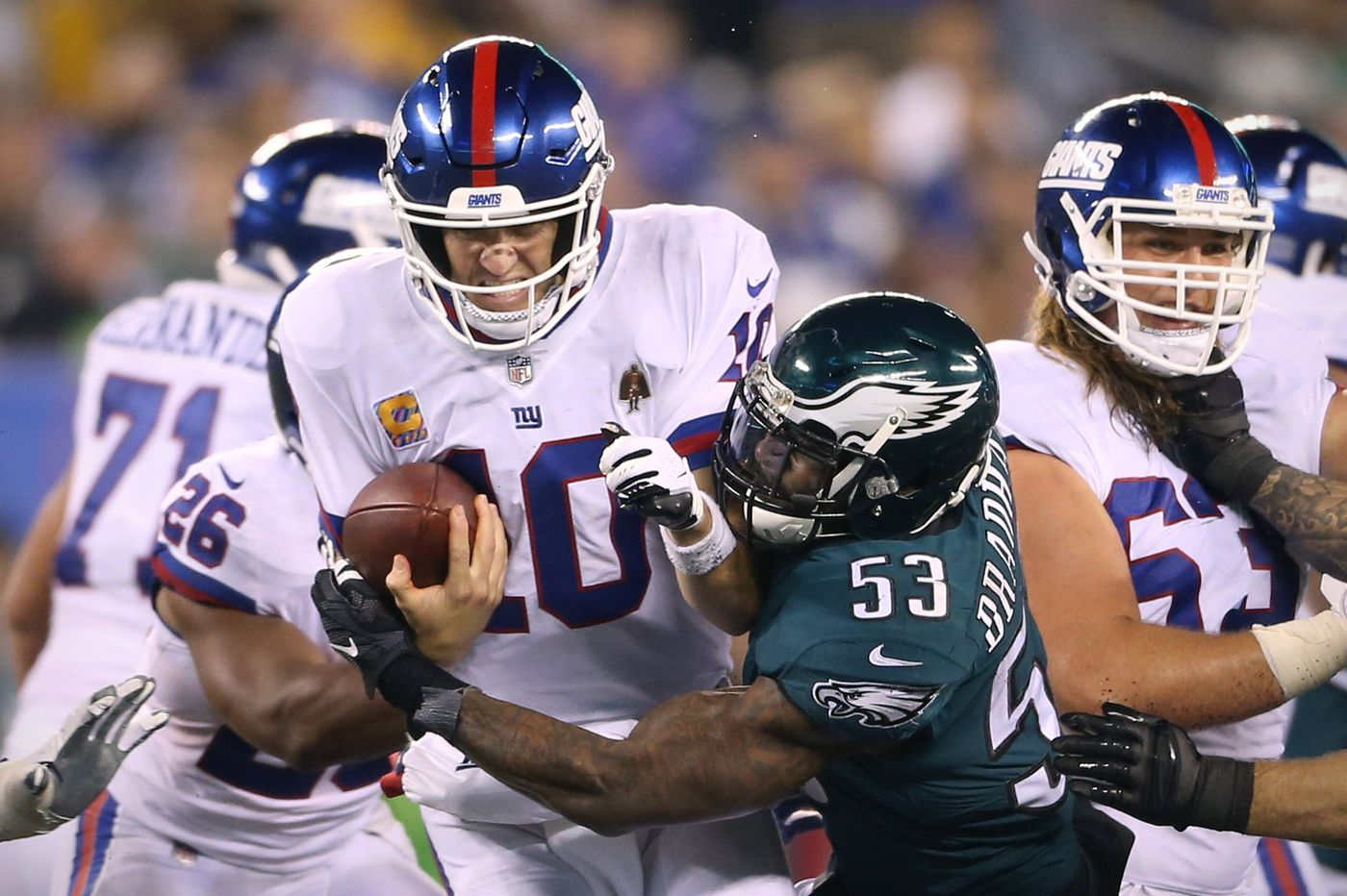 Jim Schwartz did what he doesn't like to do, and it helped the Eagles whip the Giants | Mike Sielski