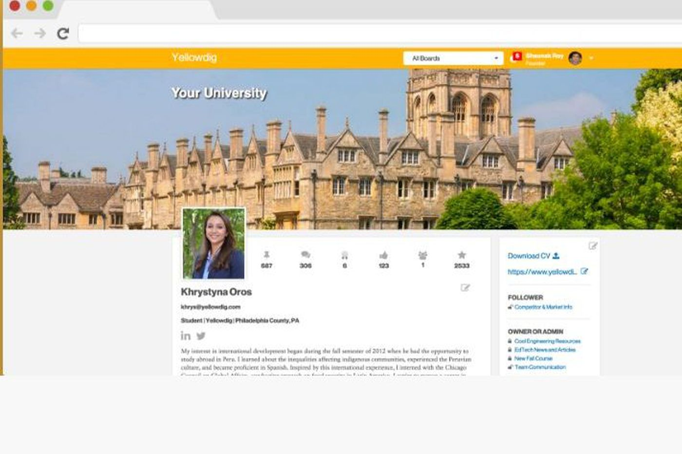 Yellowdig college software raises $2.4M from Philly, NY investors