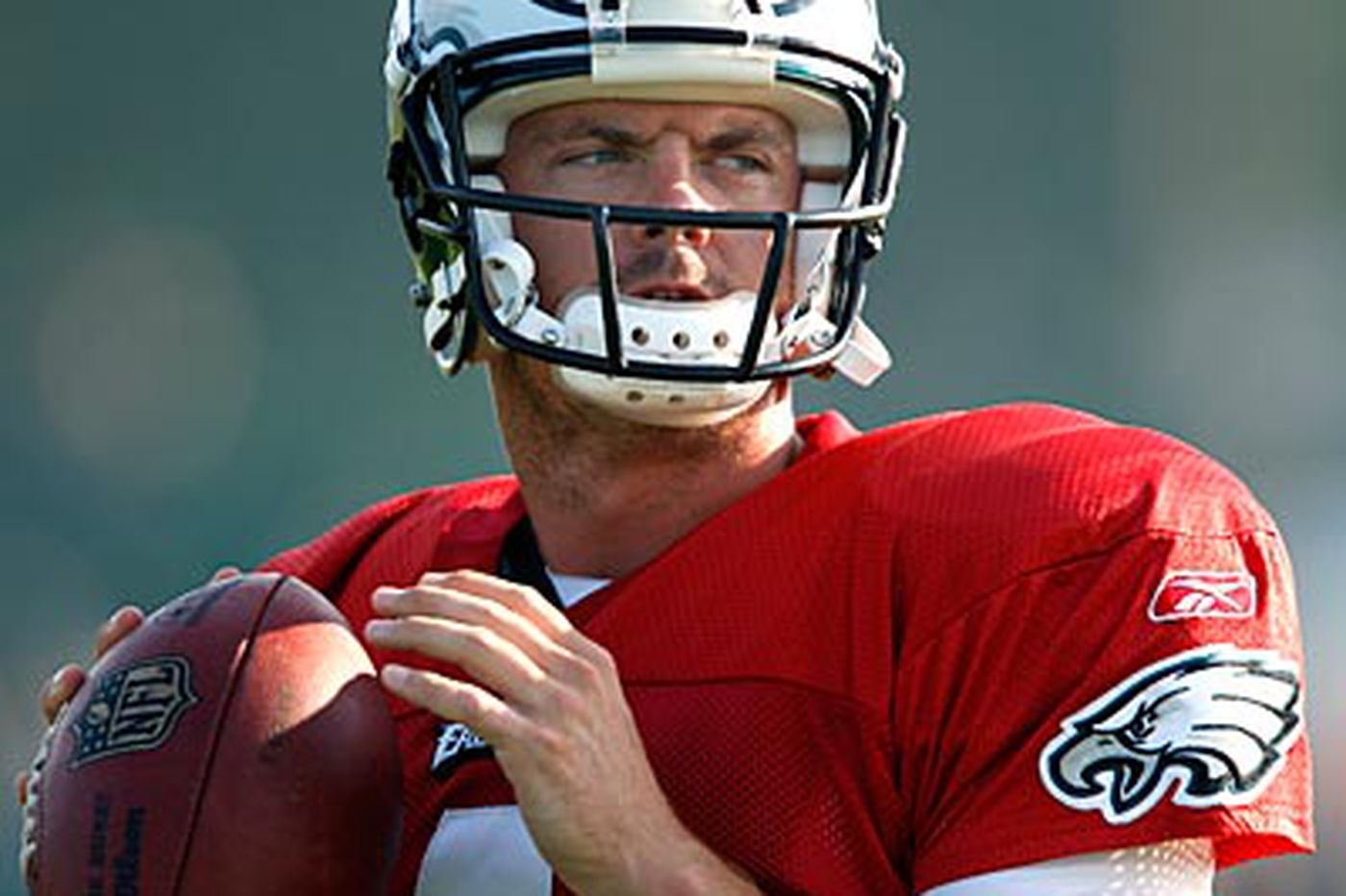 Eagles' Lurie: Kevin Kolb era would have started in '09 if Donovan McNabb was tradable