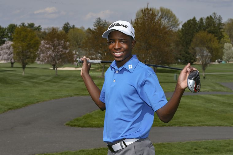 Bethlehem's Matthew Vital, 15, breaks Sam Snead's course record at Reading Country Club