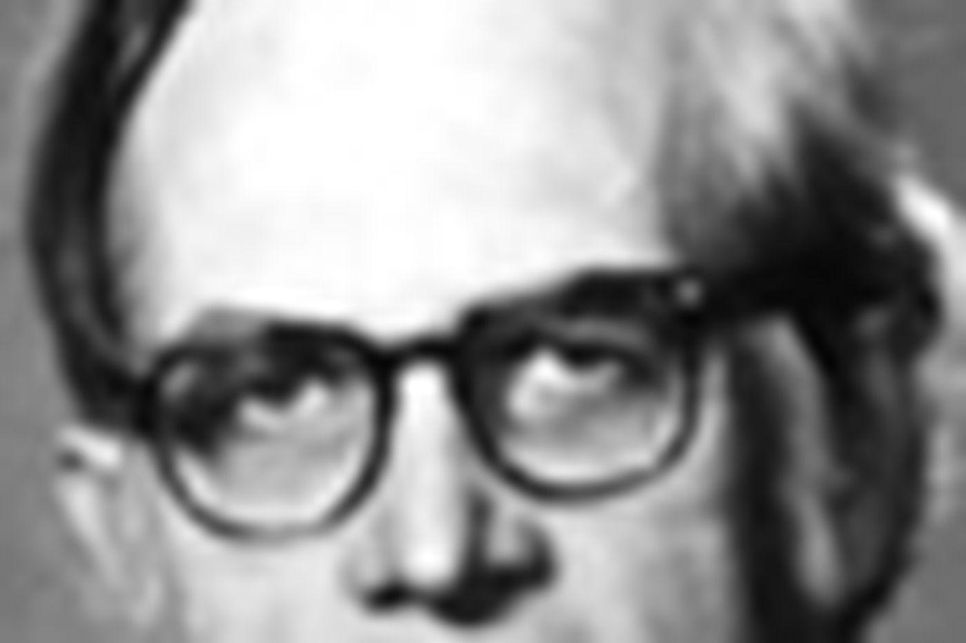 John Newpher, 90; led seminary