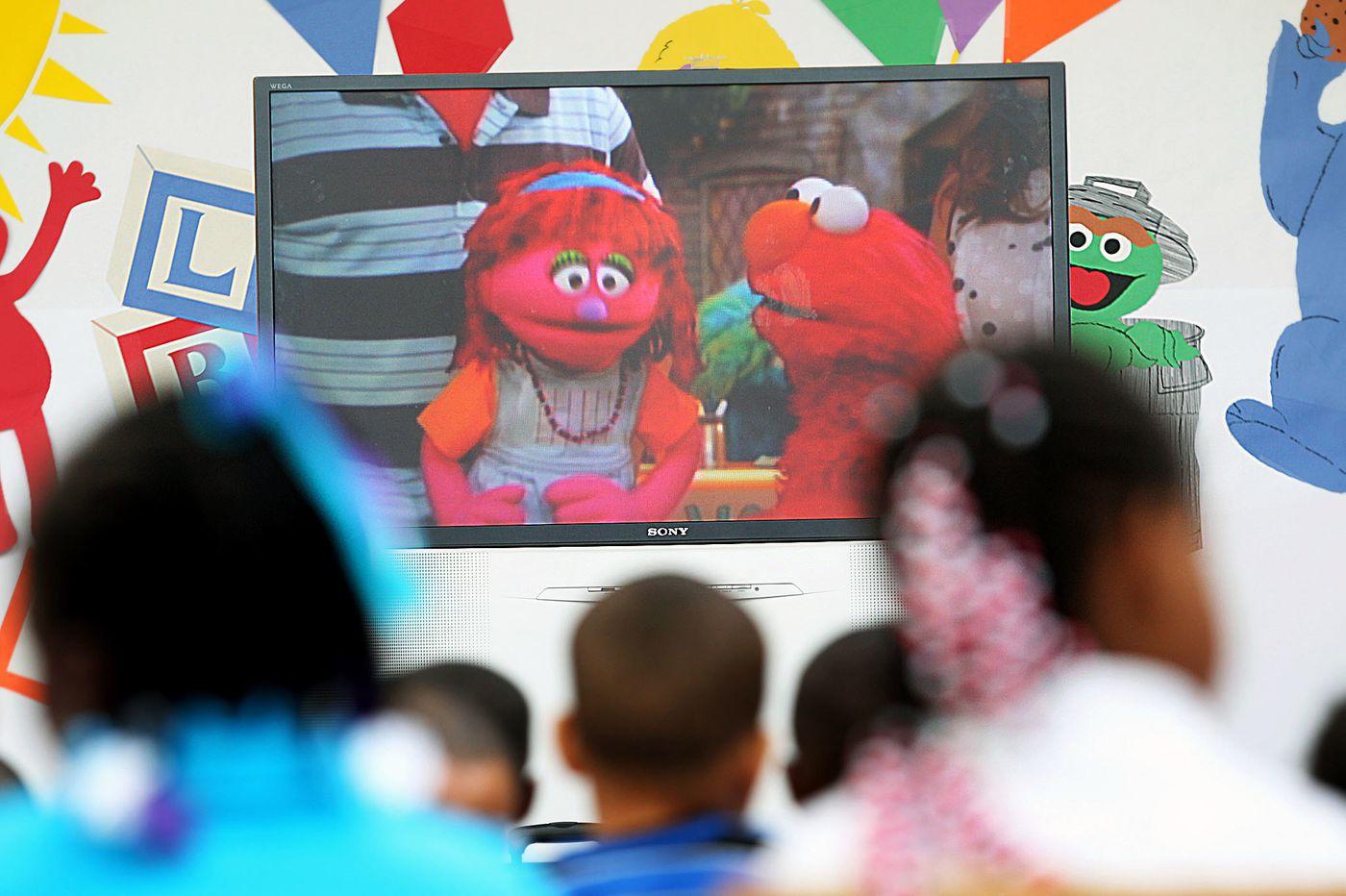 'Sesame Street' uses Muppet to address child homelessness