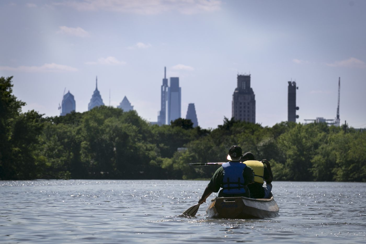 'Within this city … there is this beautiful river.' South Jersey canoe program aims to expand horizons and change lives