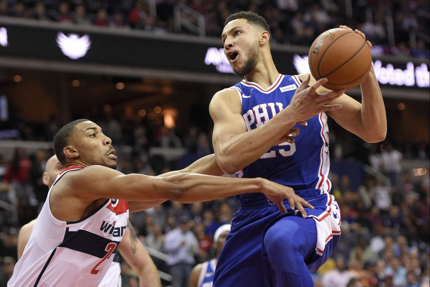 Pick your poison: Some visual evidence of Ben Simmons' impact | David Murphy