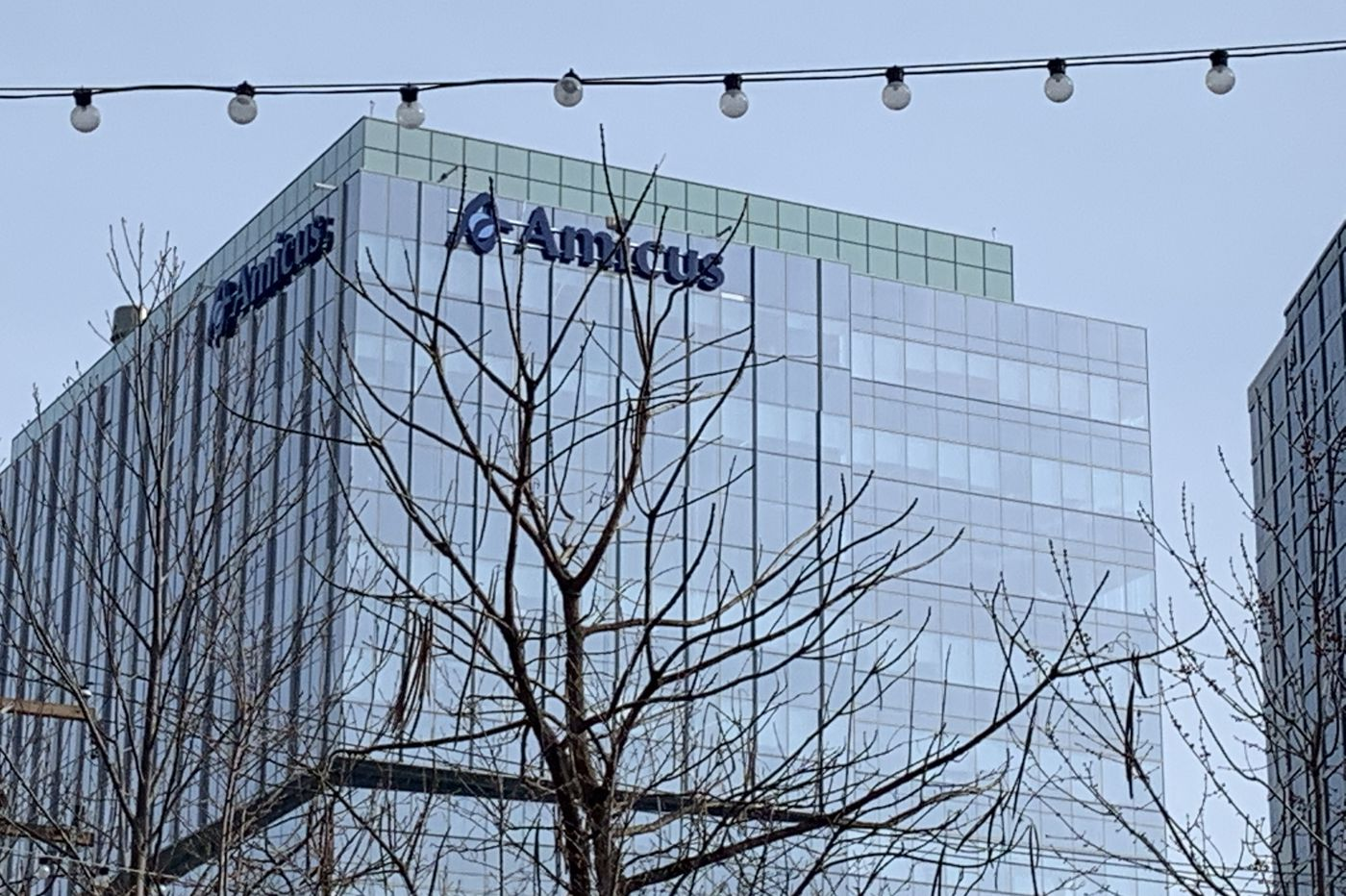 Amicus opens UCity R&D tower, calls Philly the 'Cradle of Cures'