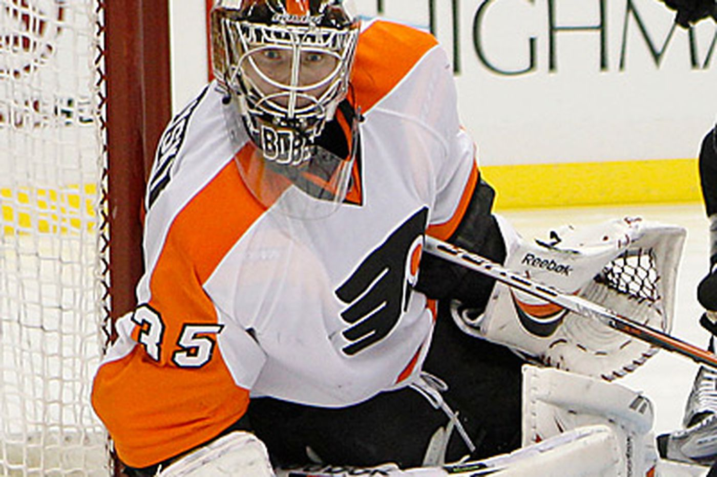 Frank Seravalli: Could Bobrovsky be the Flyers' answer in goal?