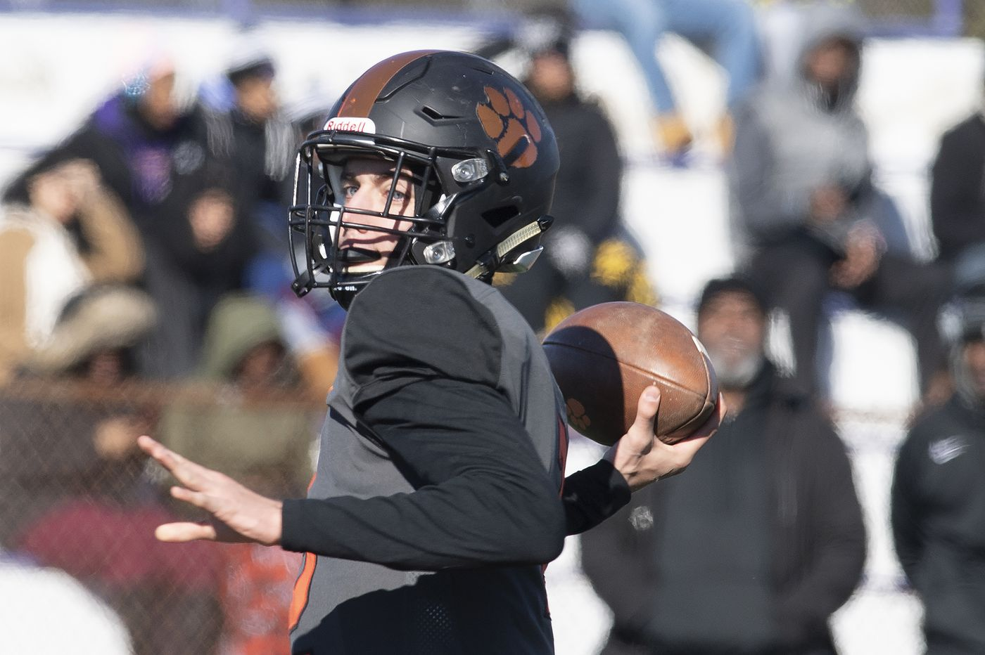 Woodrow Wilson s Nick Kargman finishes career with bevy of passing records 18ec5675e