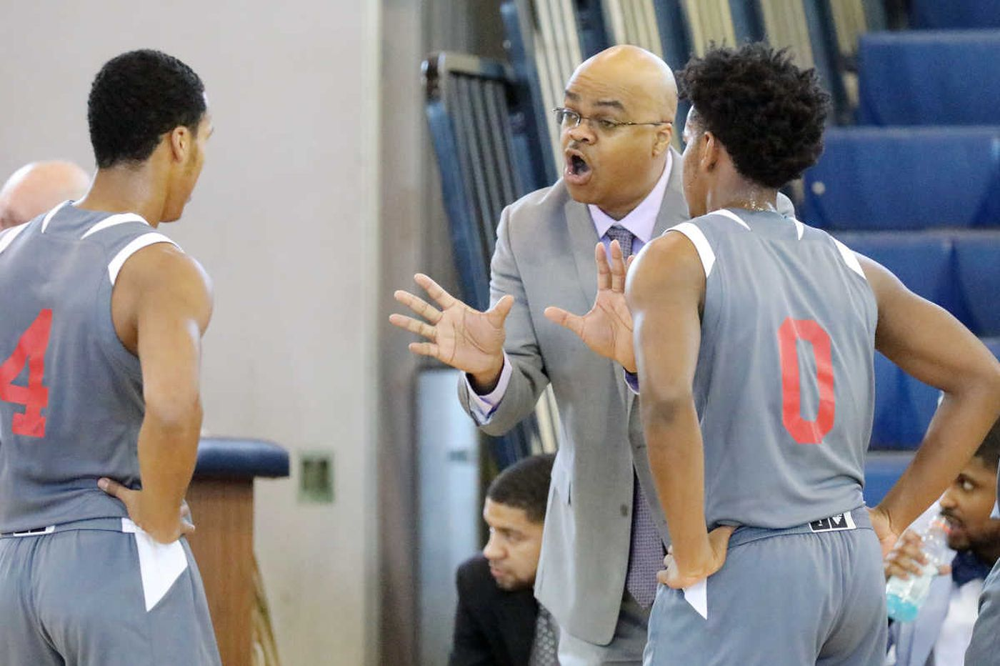 South Jersey's Olympus Prep offers postgraduate program for basketball players