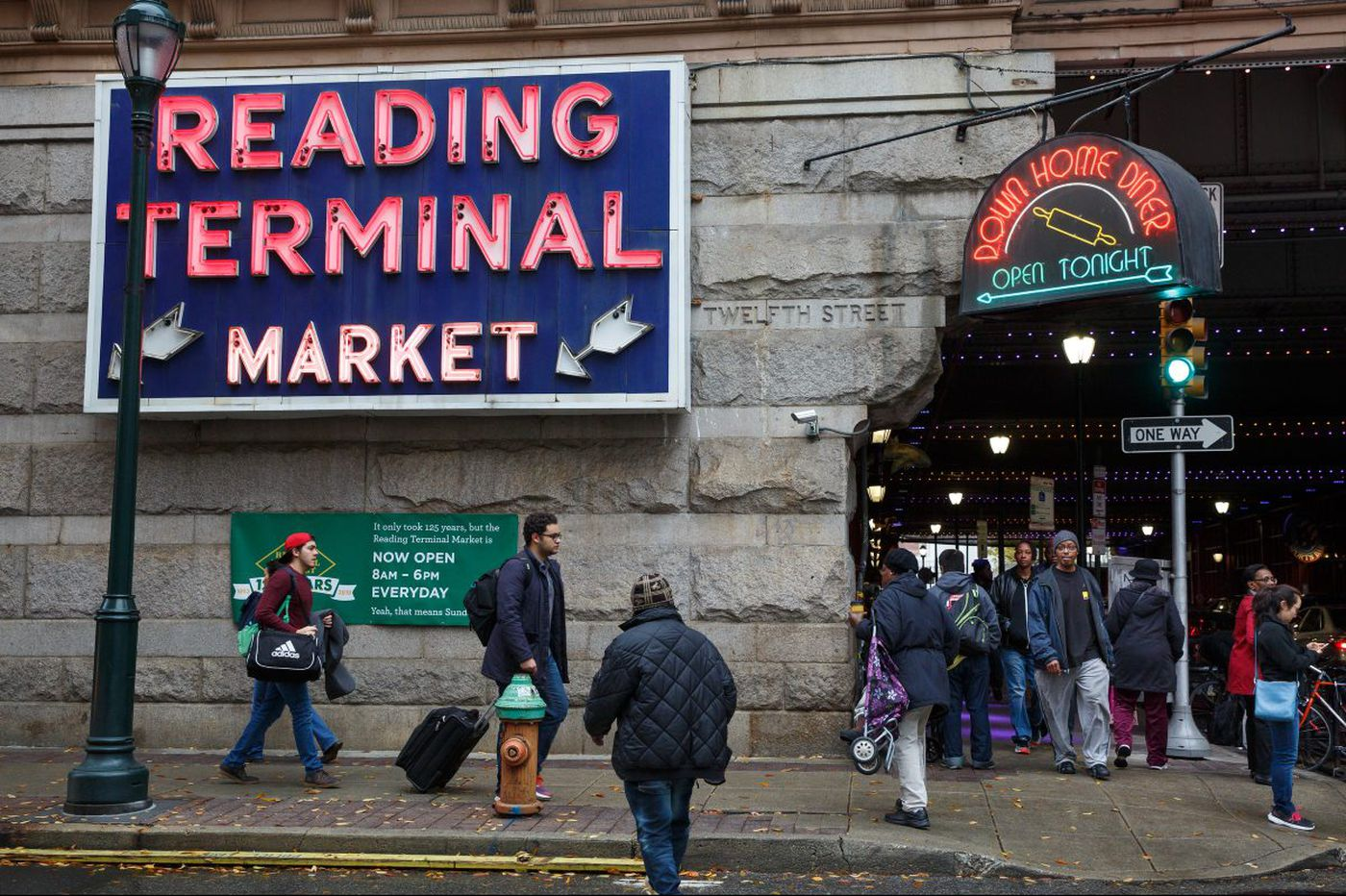 Celebrate Reading Terminal Market's 125th anniversary all week long