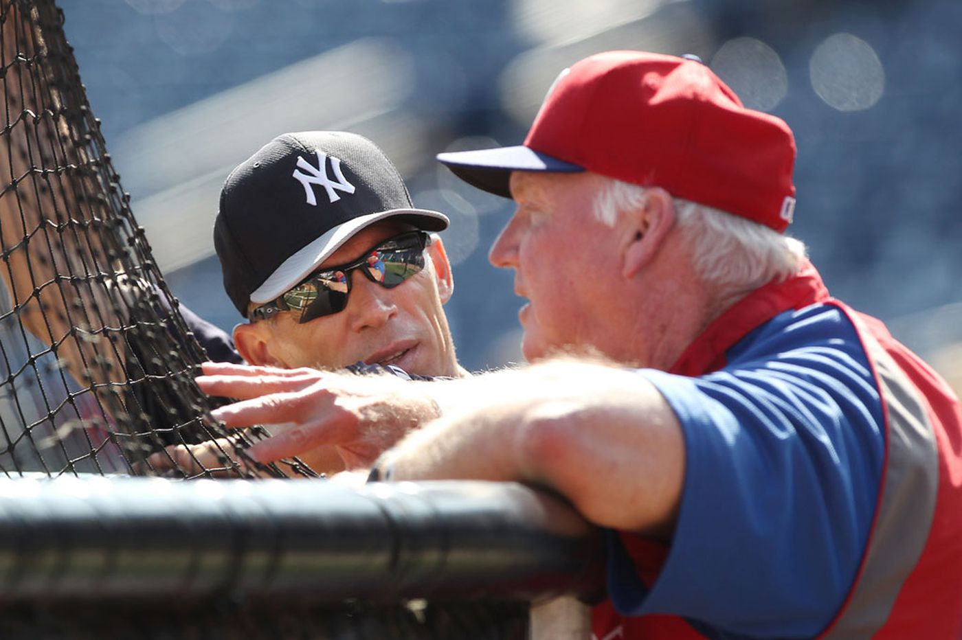 Joe Girardi is 'leading candidate' to be new Phillies manager, source says