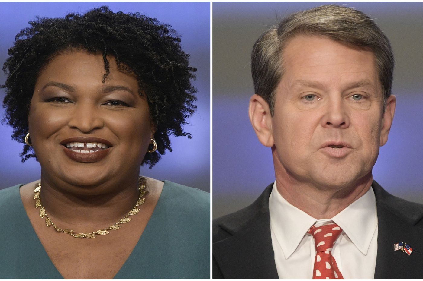 Abrams says she can't win Georgia governor's race