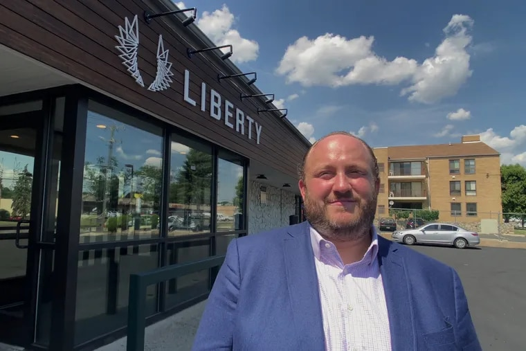 Josh Genderson is the CEO of Holistic Industries LLC, the parent company of Liberty Cannabis, which enters the medical marijuana retail industry in Philadelphia with a sleek dispensary in the northeast area of the city. The company opened its second store in Pennsylvania on Monday, July 16, 2018.