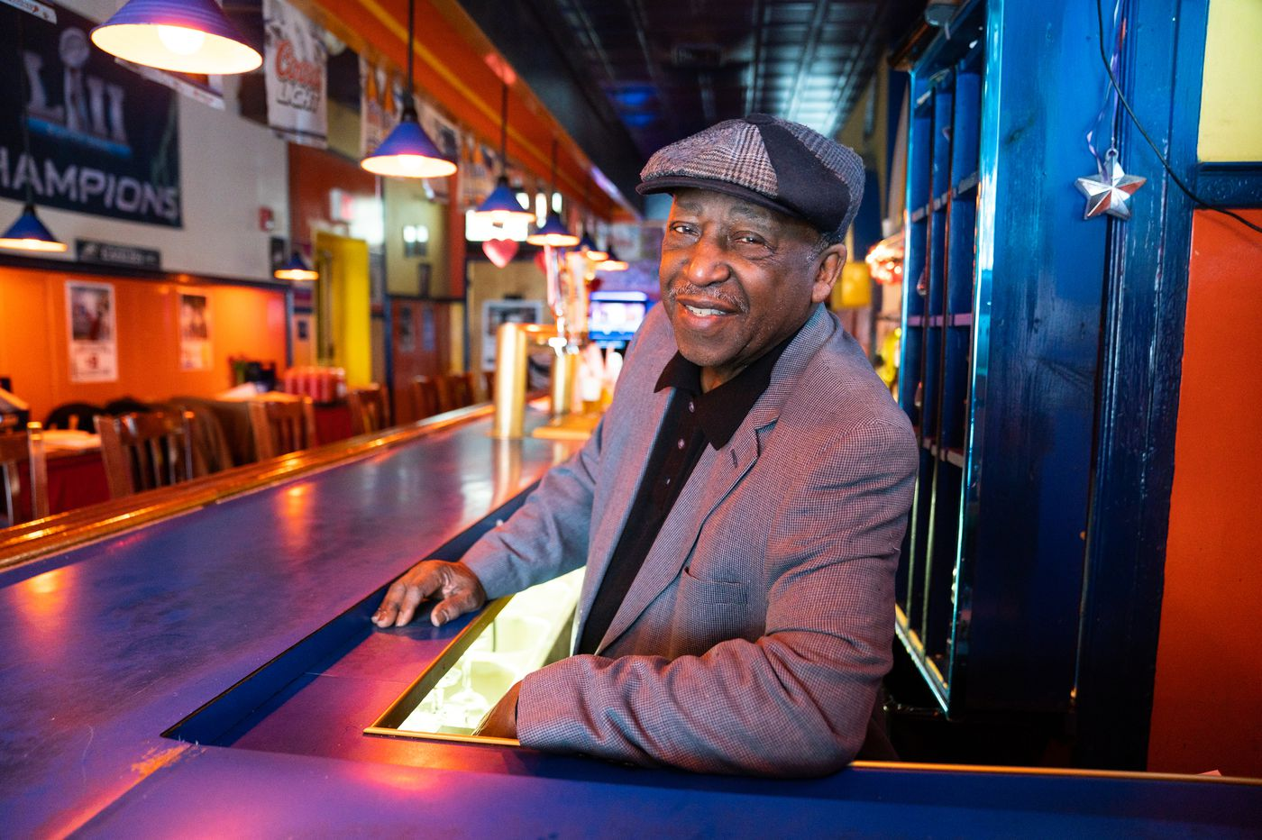 This North Philly bar near Temple hosted legends like Coltrane and Patti LaBelle, but its owner refuses to sell