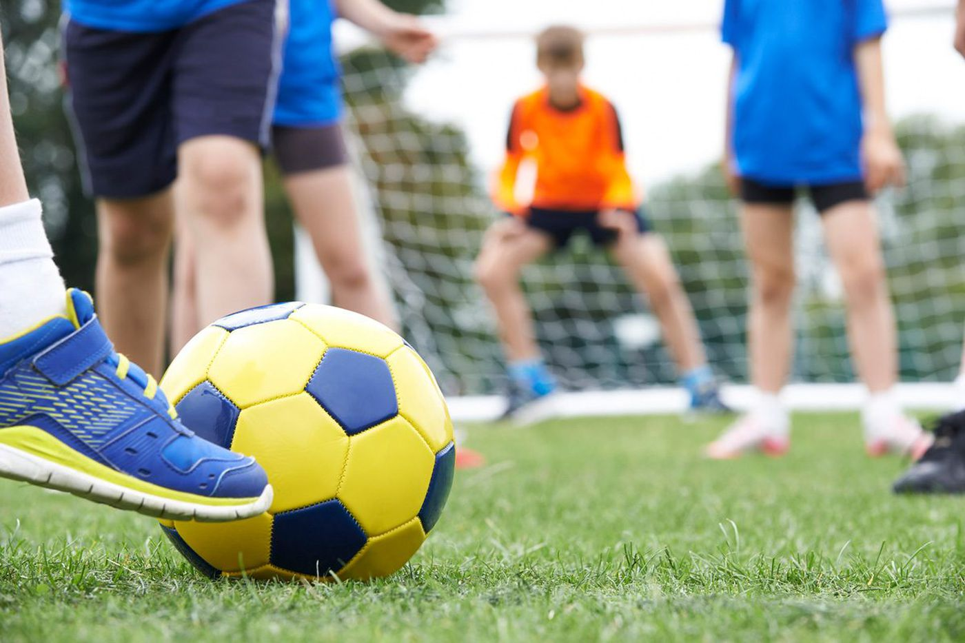 Should kids play contact sports?