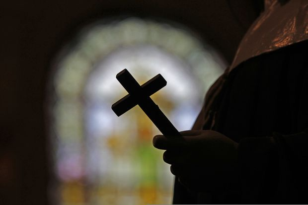 Collingswood priest resigns over decades-old sex-abuse allegation