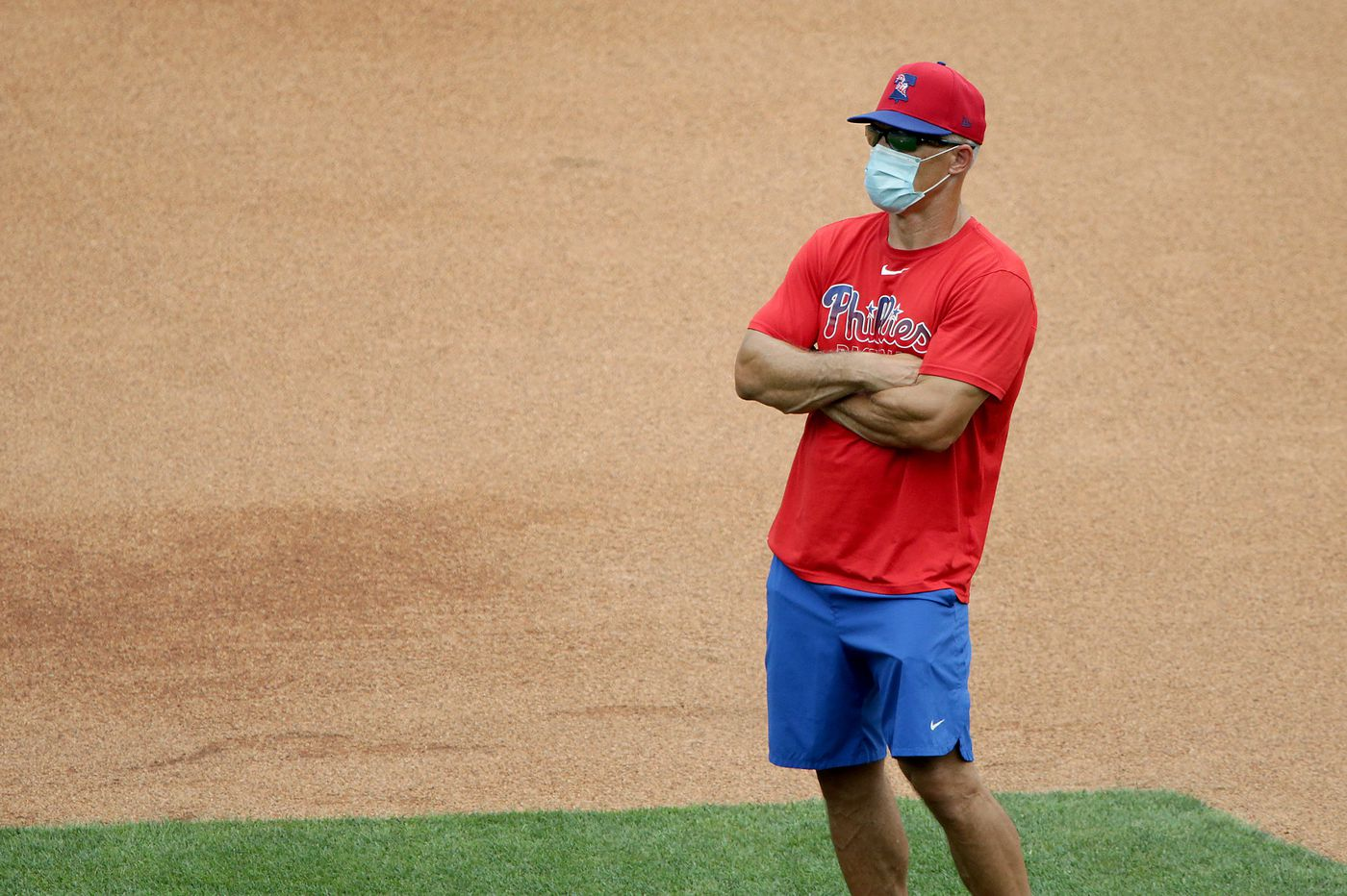 Phillies manager Joe Girardi on MLB's COVID-19 testing: 'We need to get the tests turned around quicker'