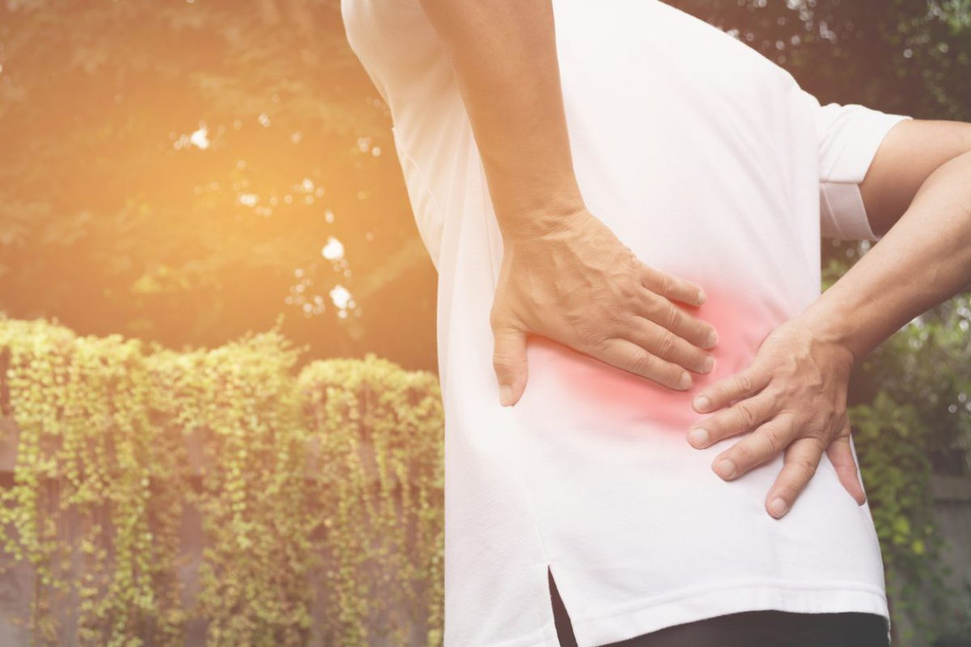 Medical mystery: Man's lower back pain resulted from unusual underlying cause