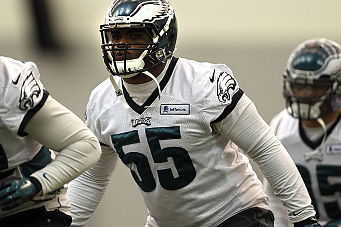 Eagles' Graham is out to prove doubters wrong