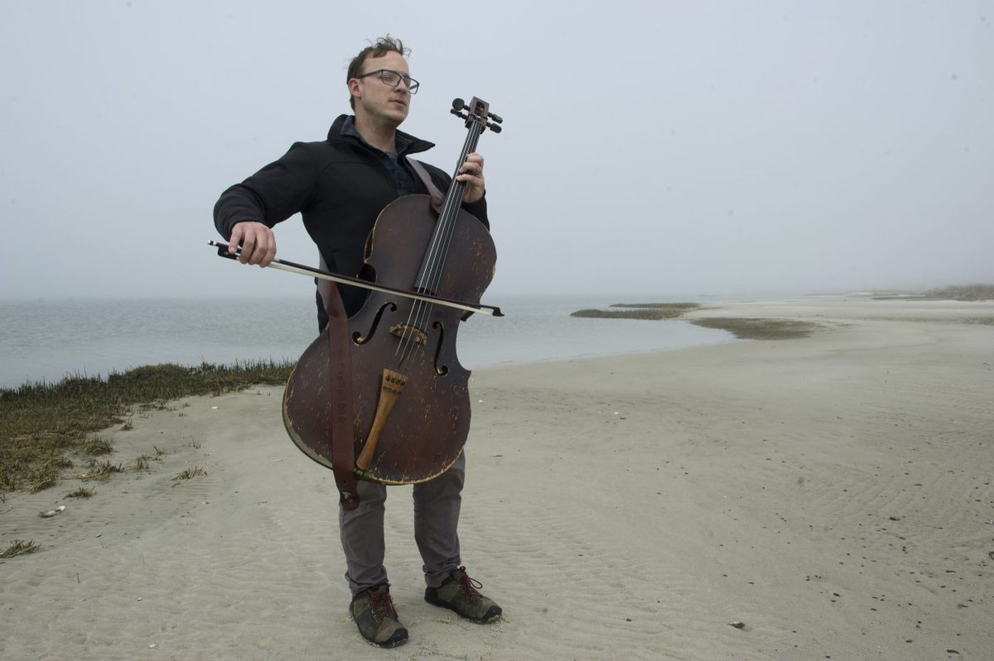 A Shore wildlife haven is a source of visual and musical inspiration