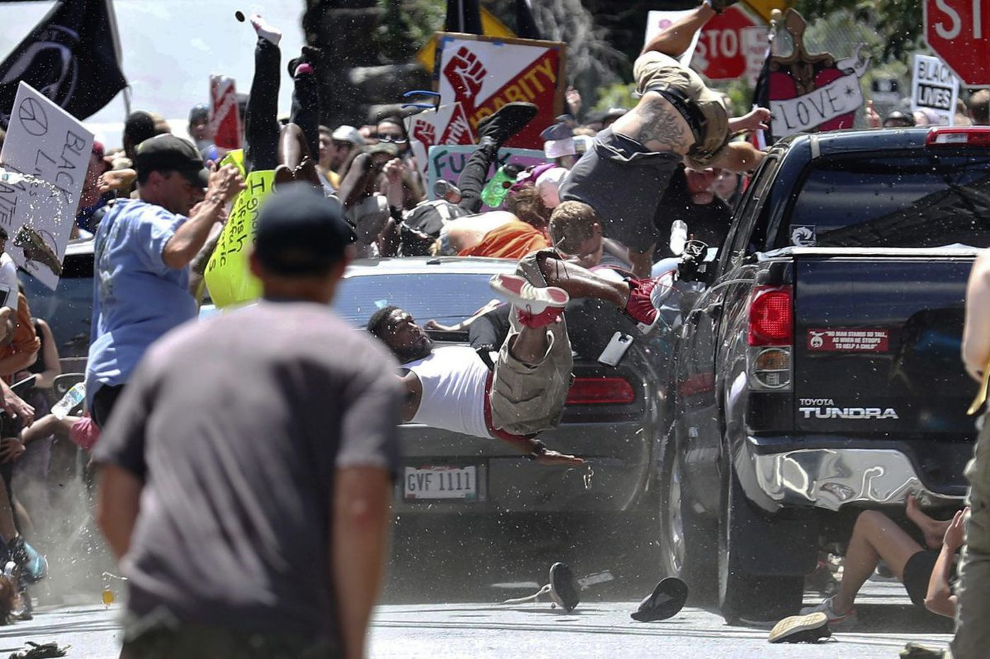 Shocking images from Charlottesville cast new light on white nationalists